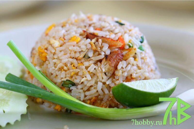 сколько варить рис